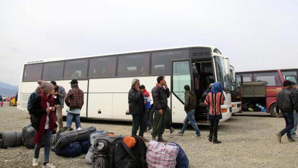 Κινητικότητα μεταναστών στην Αδριανούπολη