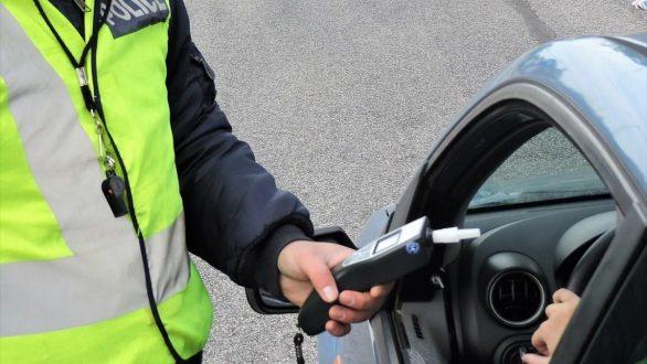 Οδήγηση υπό την επήρεια αλκοόλ: 23 παραβάσεις σε ένα 3ημερο στην ΑΜΘ