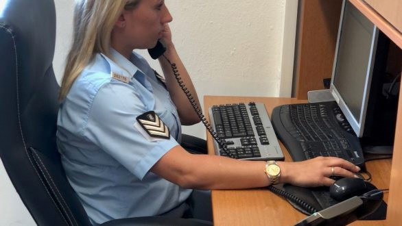 Ξεκίνησε η λειτουργία ηλεκτρονικής διεύθυνσης και τηλεφωνικής γραμμής στις Διευθύνσεις Αστυνομίας της ΠΑΜΘ