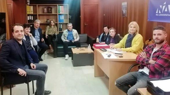 Συναντήσεις με πολιτικούς φορείς της Συντονιστικής Επιτροπής της Πρωτοβουλίας για τη «θωράκιση και αναβάθμιση της Νοσηλευτικής Σχολής Διδυμοτείχου»