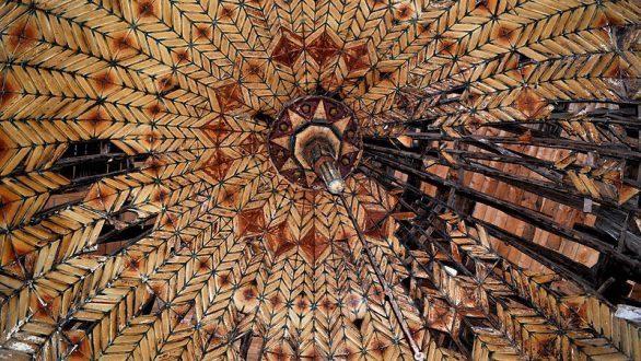 Πρόταση για τη στέγη του Βαγιαζήτ από το ΕΜΠ
