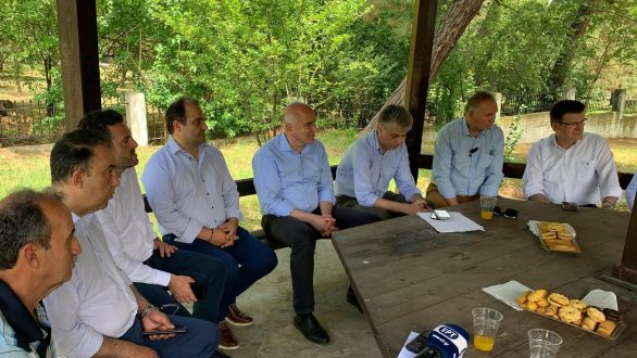 Περιφέρεια ΑΜΘ: 9 εκ. ευρώ για 5 έργα στήριξης της αγροτικής παραγωγής σε Ορεστιάδα και Διδυμότειχο