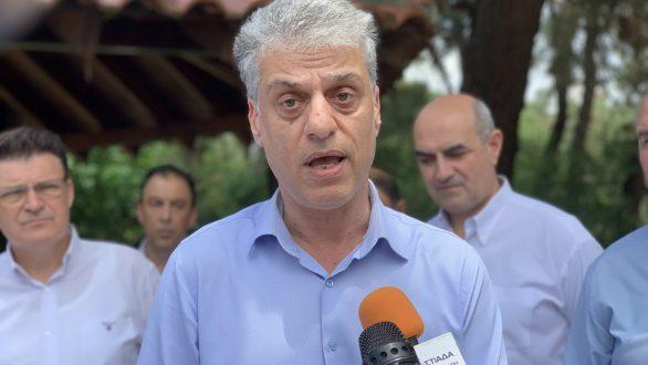Τετ-α-τετ Μαυρίδη και Υπουργών για τις δομές στο Φυλάκιο την Πέμπτη