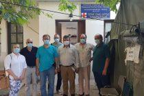 Επίσκεψη του Ιατρικού Συλλόγου Έβρου στην Σαμοθράκη