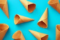 Πώς να φτιάξετε σπιτικά χωνάκια παγωτού