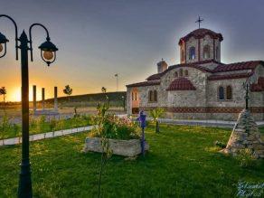 Ιερού Παρεκκλησίου Αγίου Παϊσίου, Πορφυρίου, Ιακώβου και Πάντων των Οσίων του 20ου αιώνα
