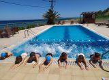 """Με επιτυχία ολοκληρώθηκε το πρόγραμμα """"Αθλητικά μονοπάτια στη Σαμοθράκη"""""""
