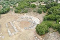 Δύο παραστάσεις στο αρχαίο θέατρο Μαρώνειας