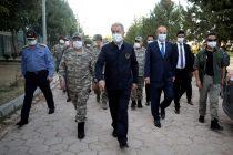 Στα σύνορα με Ελλάδα και Βουλγαρία ο Ακάρ