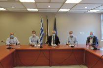 ΔΠΘ: Υπεγράφη η σύμβαση για έργο υπαίθριας αναψυχής στην Πανεπιστημιούπολη Κομοτηνής