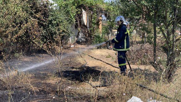 Φωτιά σε εγκαταλελειμμένο σπίτι στην Ορεστιάδα
