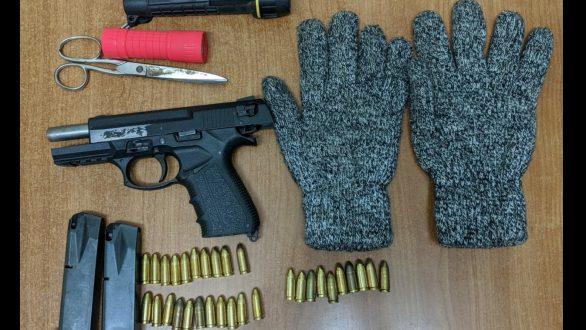 Αλεξανδρούπολη: Αλλοδαπός επιχείρησε να διαρρήξει σπίτι κρατώντας πιστόλι