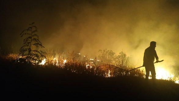Ευχαριστήρια του Δήμου Διδυμοτείχου για την κατασβεση της φωτιάς στον Καλέ