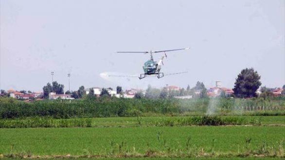 Αεροψεκασμοί για την καταπολέμηση των κουνουπιών σήμερα στην Ορεστιάδα