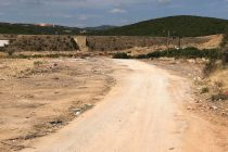 Καθαρισμός στο παλιό πεδίο βολής «Καλλιθέα» Χηλής από τον Δήμο Αλεξανδρούπολης