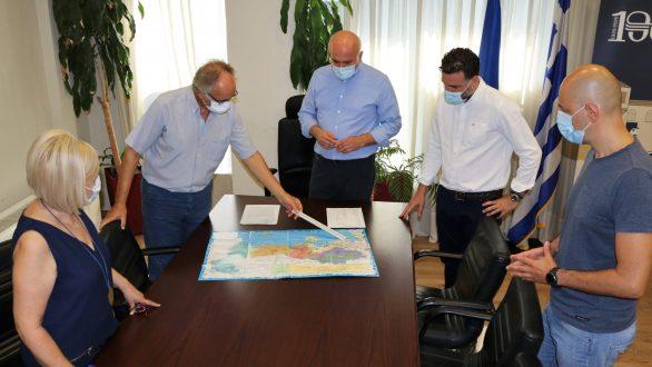 Η ΠΑΜΘ χρηματοδοτεί μελέτη για τα ειδικά πολεοδομικά σχέδια τουριστικής ανάπτυξης στην παραλιακή ζώνη