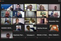Ν.Δ.: Πρώτο ψηφιακό τραπέζι διαλόγου με καλά νέα για την Περιφέρεια ΑΜΘ