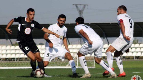 Επαγγελματικό Ντεμπούτο για Ανδρεάδη στην West Armenia με ανατροπή και νίκη κόντρα σε ομάδα Α΄Κατηγορίας!