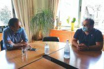 Τα Τρίκαλα επισκέφθηκε ο Δήμαρχος Διδυμοτείχου Ρωμύλος Χατζηγιάννογλου