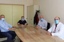 Νέο εξοπλισμό αποκτά το Νοσοκομείο Αλεξανδρούπολης για τη μάχη ενάντια στον COVID-19