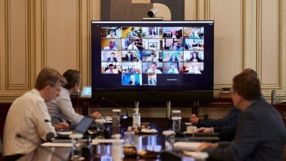 """Οι απαλλοτριώσεις για τον """"φράχτη"""" του Έβρου στο σημερινό Υπουργικό Συμβούλιο"""