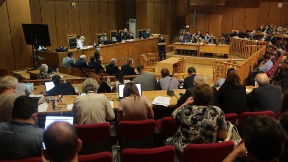 Χρυσή Αυγή: Σε ισόβια κάθειρξη ο Ρουπακιάς – 13 χρόνια η διευθυντική ομάδα