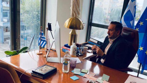 Συμμετοχή του Δήμου Αλεξανδρούπολης στο 16ο Πανελλήνιο Συνέδριο του Ελληνικού Δικτύου Υγιών Πόλεων
