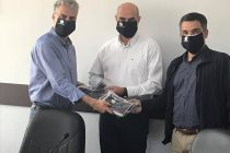 Προσφορά μασκών από τον Δήμο Ορεστιάδας στο ΔΠΘ