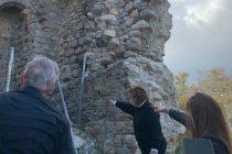 Αυτοψία της Υπ. Πολιτισμού στον Πύργο Φονιά στη Σαμοθράκη