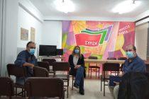 Ν. Γκαρά: Ενημερωτικές συναντήσεις με εργαζόμενους ΕΛΓΑ κι εκπαιδευτικούς στον Έβρο