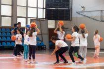 Μεγάλη ήταν η συμμετοχή των μαθητριών της Αλεξανδρούπολης στο αναπτυξιακό πρόγραμμα καλαθοσφαίρισης