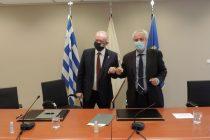 Υπογράφηκε Μνημόνιο Συνεργασίας από τον Πρύτανη του ΔΠΘ και τον Πρόεδρο του ΟΑΣΠ