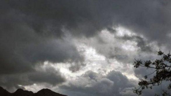 Χαλάει ο καιρός από σήμερα το μεσημέρι, έρχονται καταιγίδες και θυελλώδεις άνεμοι