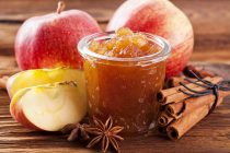 Εύκολη σπιτική μαρµελάδα μήλο