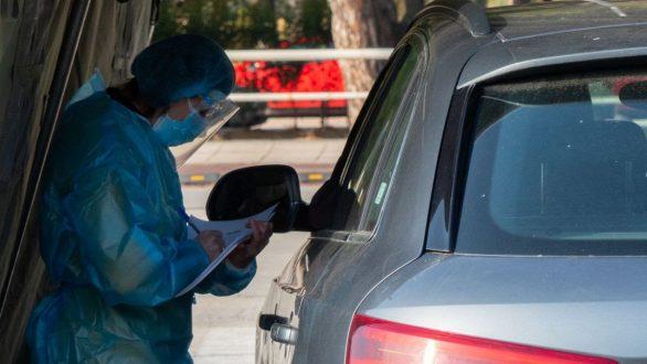 Γκαρά: Ερώτηση για τη πραγματοποίηση δωρεάν test covid για τους εργαζόμενους στο Δημόσιο κατέθεσαν οι Βουλευτές ΣΥΡΙΖΑ ΑΜΘ