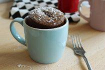 Πώς να φτιάξεις σοκολατένιο κέικ στην κούπα – Θέλει μόνο 2 λεπτά!
