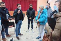 Κλιμάκιο της Διεύθυνσης Αποκατάστασης Επιπτώσεων Φυσικών Καταστροφών του Υπουργείου Υποδομών και Μεταφορών στον Δήμο Αλεξανδρούπολης