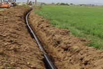 Αντικατάσταση Επιφανειακών Δικτύων με Υπόγεια Δίκτυα Άρδευσης στις γεωτρήσεις Οινόης-Σάκκου