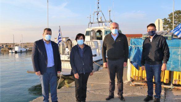 Σκάφος για τη μεταφορά ασθενών αποκτά το Λιμενικό Σώμα με χρηματοδότηση από την ΠΑΜΘ