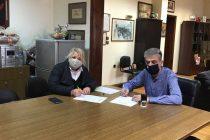 Υπογραφή δωρεάν παραχώρησης οικοπέδου στο Δήμο Ορεστιάδας