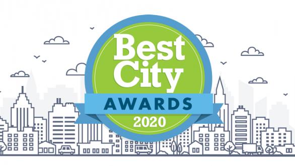 """Πρώτη θέση για τον Δήμο Αλεξανδρούπολης στα βραβεία """"BEST CITY AWARDS 2020"""""""