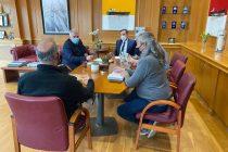 Ο αντισεισμικός έλεγχος όλων των σχολείων στη συνάντηση του Δημάρχου Αλεξανδρούπολης και του Προέδρου ΤΕΕ Θράκης