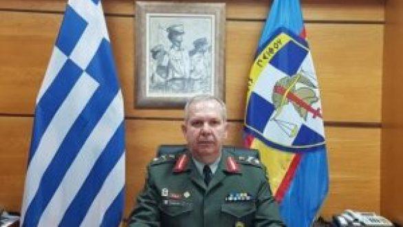 Νέος Διοικητής της 50 Μ/Κ Ταξιαρχίας αναλαμβάνει ο Δημήτριος Αραμπατζής
