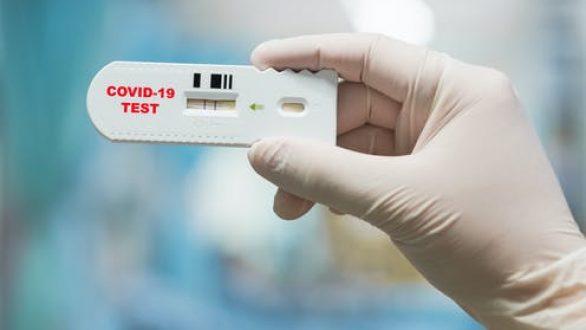 Εξετάζεται το ενδεχόμενο να διατίθενται τα self test και από τα σούπερ μάρκετ