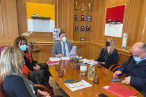 Η ίδρυση καλλιτεχνικού σχολείου στο επίκεντρο συναντήσεων του Δημάρχου Αλεξανδρούπολης