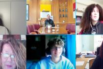 Διαδικτυακή εκδήλωση του 4ου Γυμνασίου Αλεξανδρούπολης