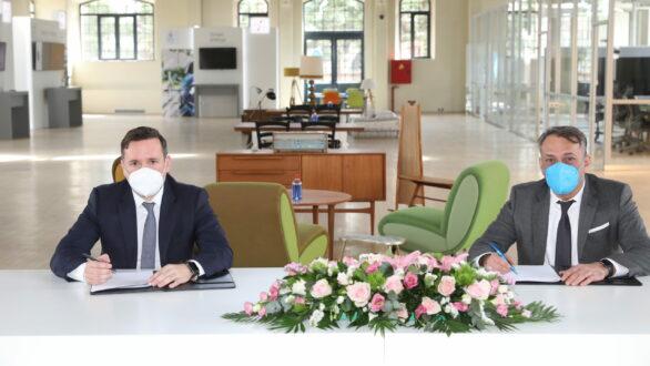 Μνημόνιο Συνεργασίας του Δήμου Αλεξανδρούπολης με το Διεθνές Κέντρο Ψηφιακού Μετασχηματισμού και Ψηφιακών Δεξιοτήτων της Cisco