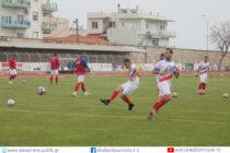 Νίκη 3-1 για την Αλεξανδρούπολη FC επί της Α.Ε.Δ  με ανατροπή