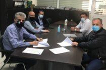 Υπογραφή έργου 899.000 ευρώ της ΔΕΥΑ Ορεστιάδας για νέο δίκτυο ύδρευσης στον Πύργο