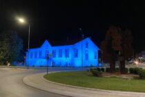 Το Μουσικό Γυμνάσιο Αλεξανδρούπολης φωταγωγείται για την Παγκόσμια Ημέρα Νοσηλευτή